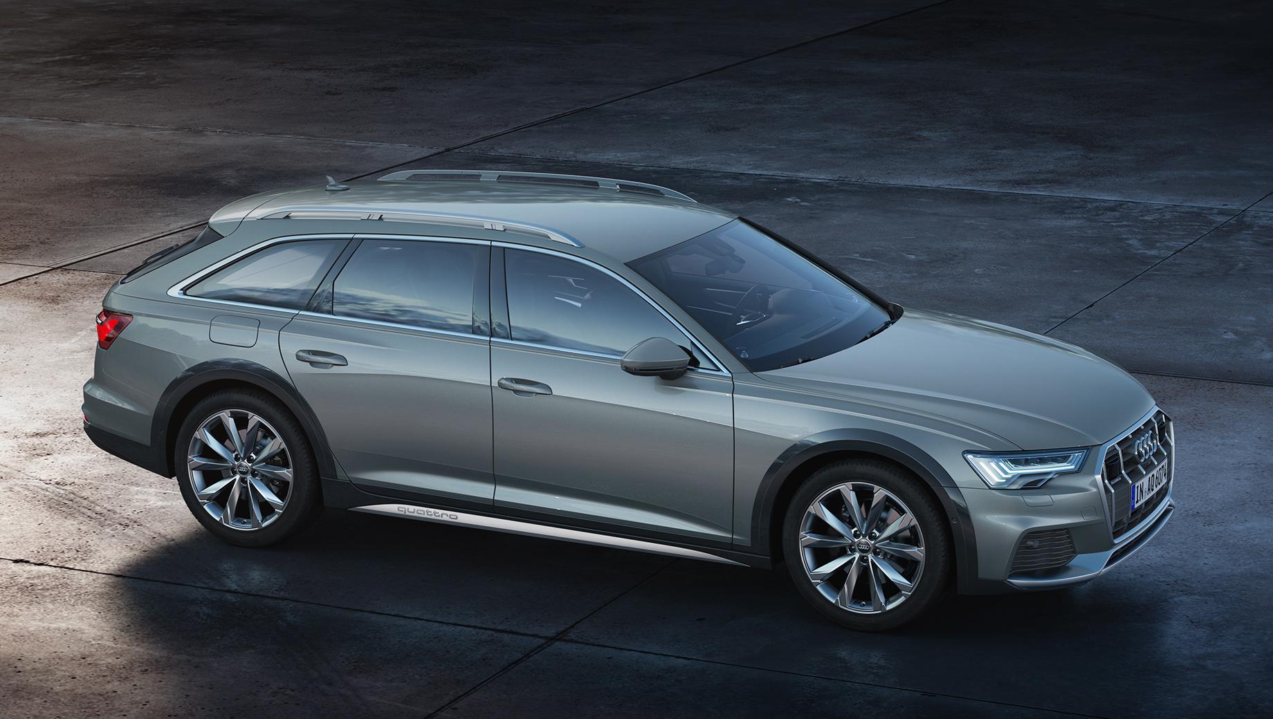 Audi a6,Audi a6 avant,Audi a6 allroad. На бензиновые 340-сильные Олроуды ставится подключаемый полный привод quattro ultra, а на версии с дизелем V6 ― постоянный полный привод с межосевым дифференциалом Torsen. Адаптивная пневмоподвеска (базовое оснащение) позволяет менять клиренс в пределах 124–184 мм.