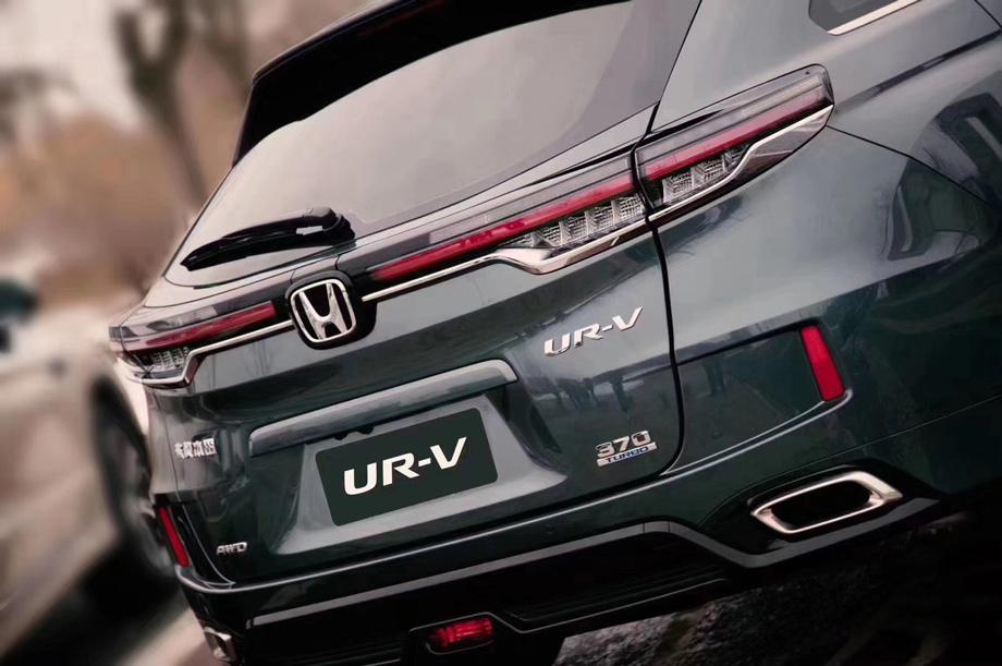 Близнецы Honda Avancier иUR-V пережили скромную реформу