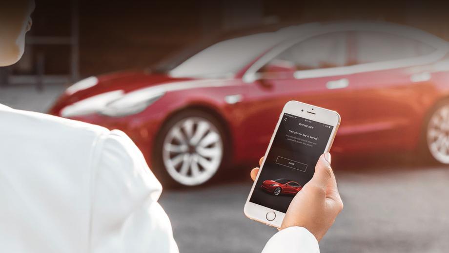 Tesla запустила в США бесконтактную доставку машины