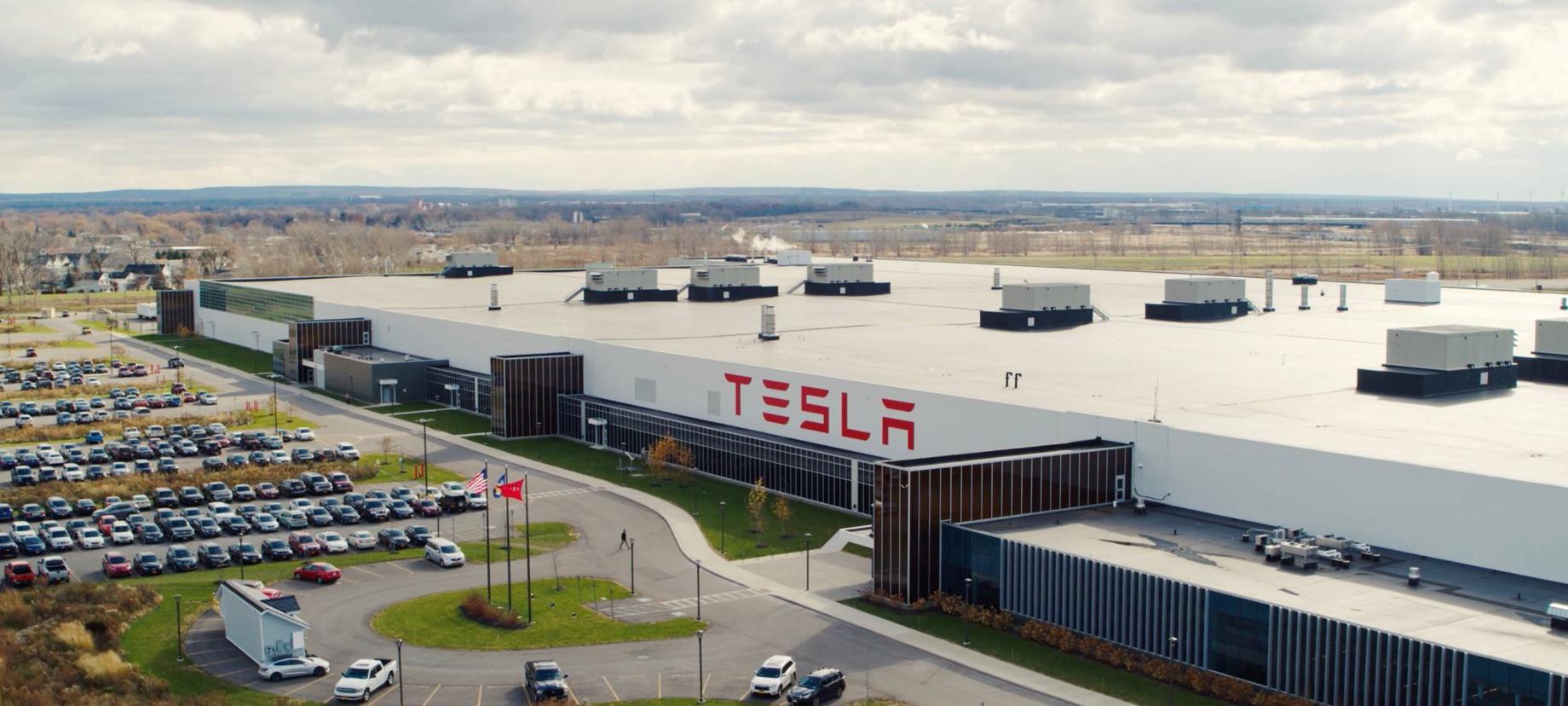Компания Tesla запустила вСША бесконтактную доставку автомобиля