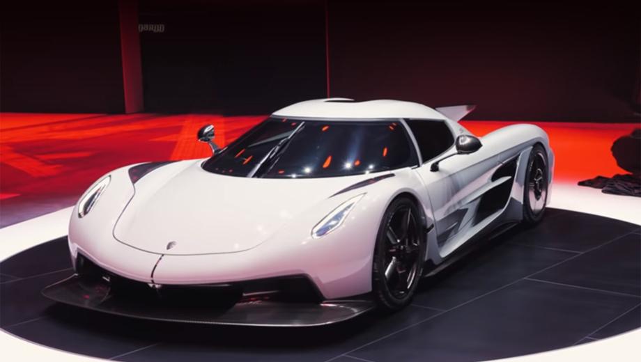Максималка купе Koenigsegg Jesko Absolut явно превысит 500 км/ч