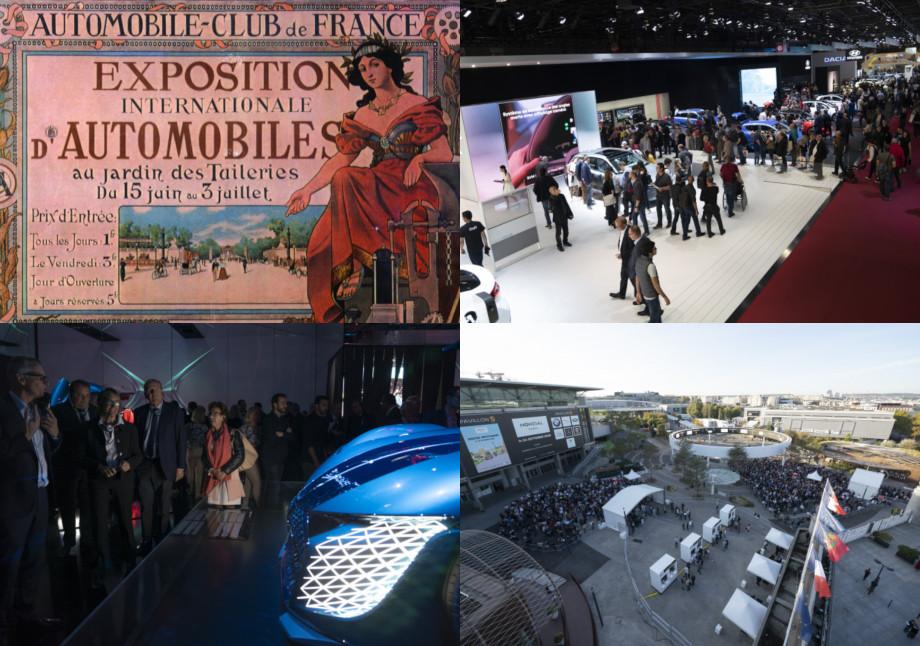 Основная экспозиция Парижского автосалона 2020 года отменена