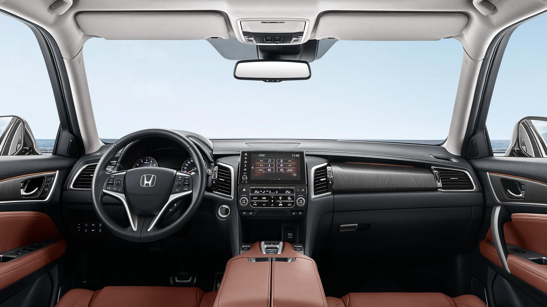 Обновлённый кроссовер Honda Avancier подготовился кпродаже