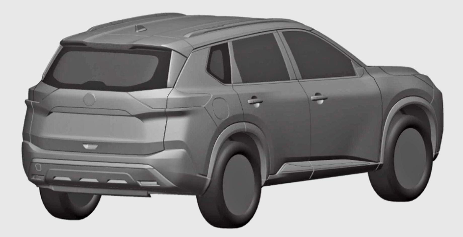 Следующий Nissan X-Trail внешне станет агрессивнее