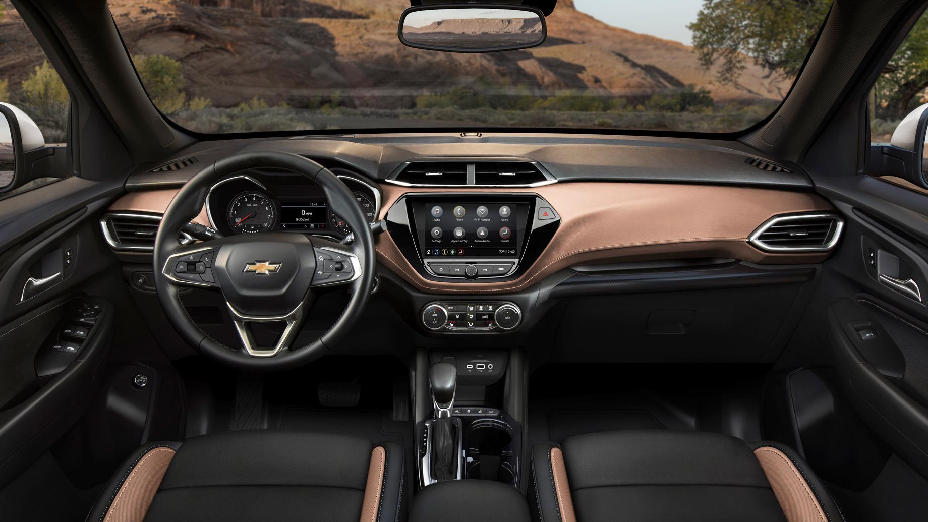Кроссовер Chevrolet Trailblazer получил трёхцилиндровые моторы