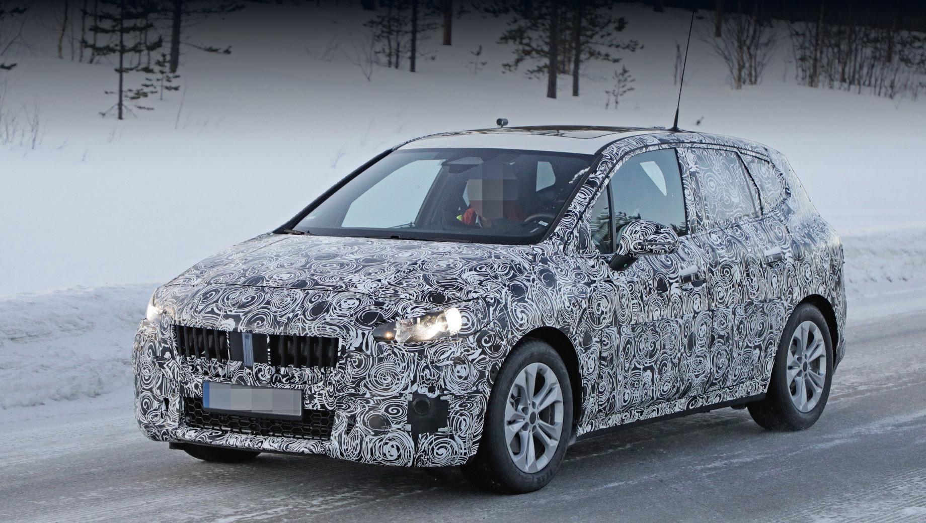 Компактвэн BMW Active Tourer выйдет без собрата Gran Tourer