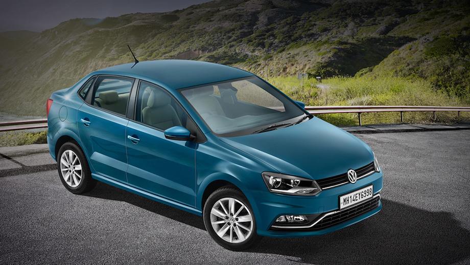 Бюджетный седан Volkswagen Ameo снят с производства