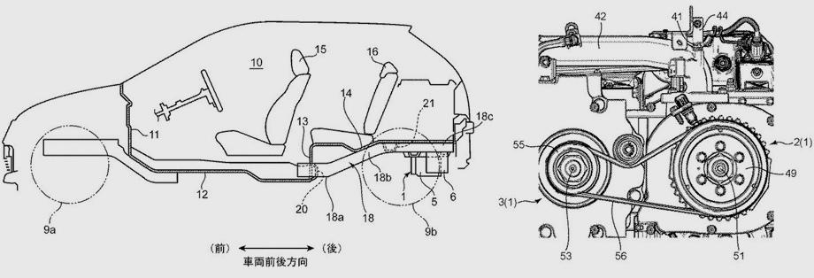 Mazda MX-30 примерит мотор Ванкеля в роли генератора