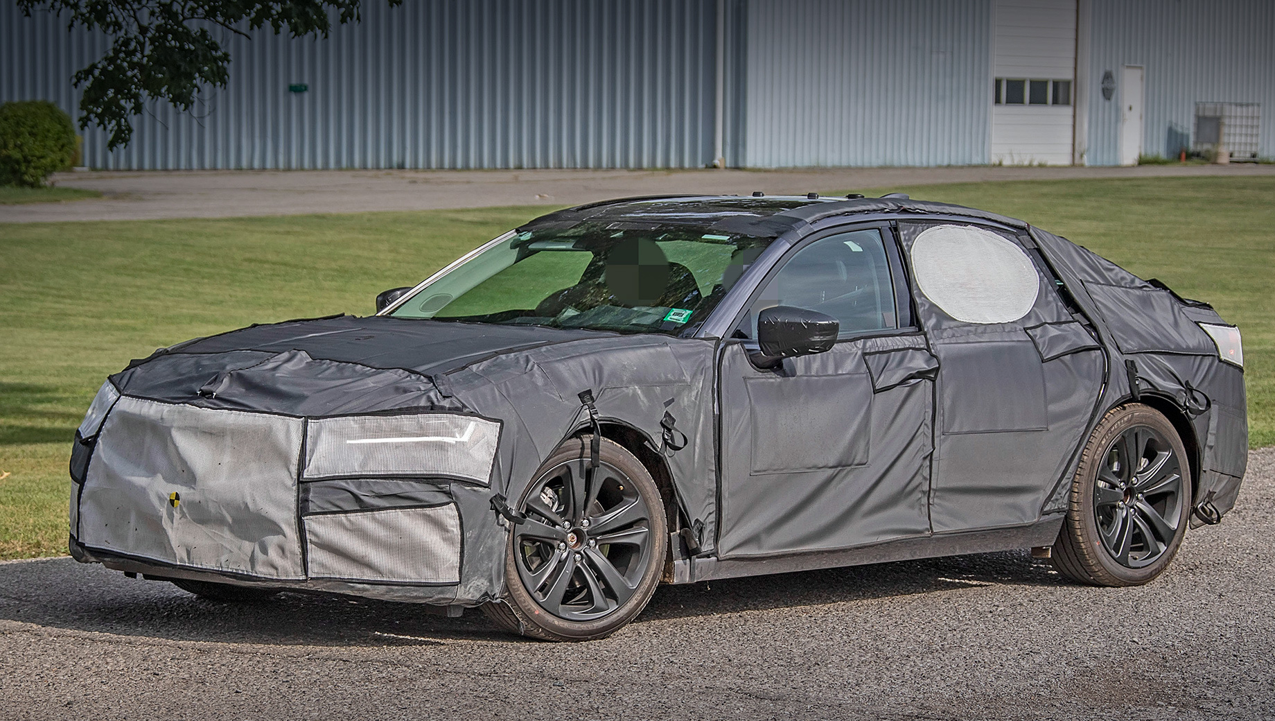 Седан Acura TLX получит интерьер от кроссовера RDX