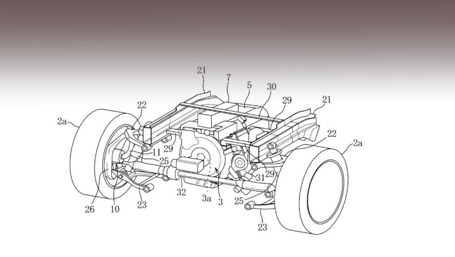 Инженеры фирмы Mazda разработали гибрид с двигателем Ванкеля
