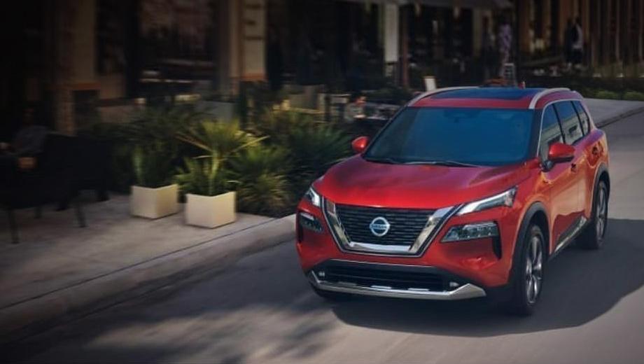 Nissan X-Trail нового поколения приятно удивил салоном