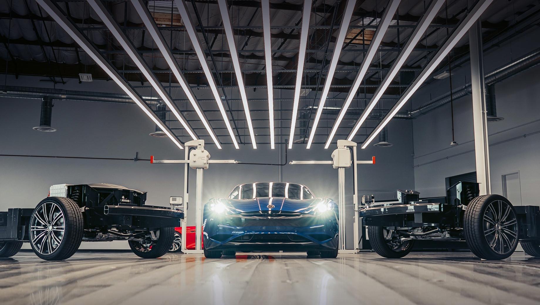 Электрический седан Karma Revero GTE выйдет на рынок в 2021 году