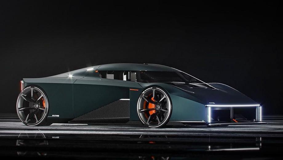 Koenigsegg пофантазировал на тему начального гиперкара
