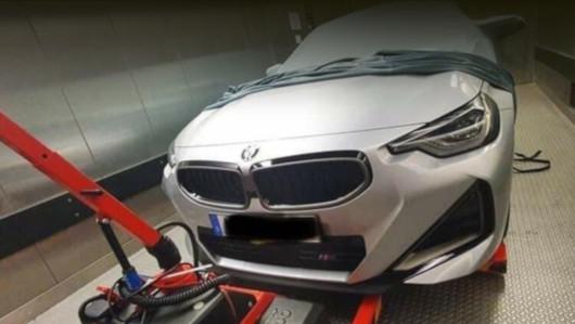 Купе BMW второй серии задержится до осени 2021 года