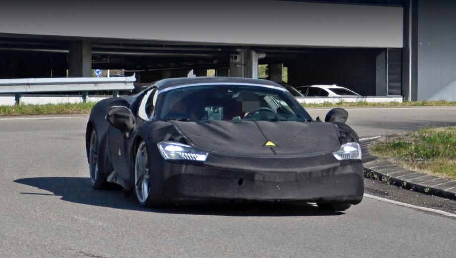 Дополнено: Две новые Ferrari выйдут в 2020 году