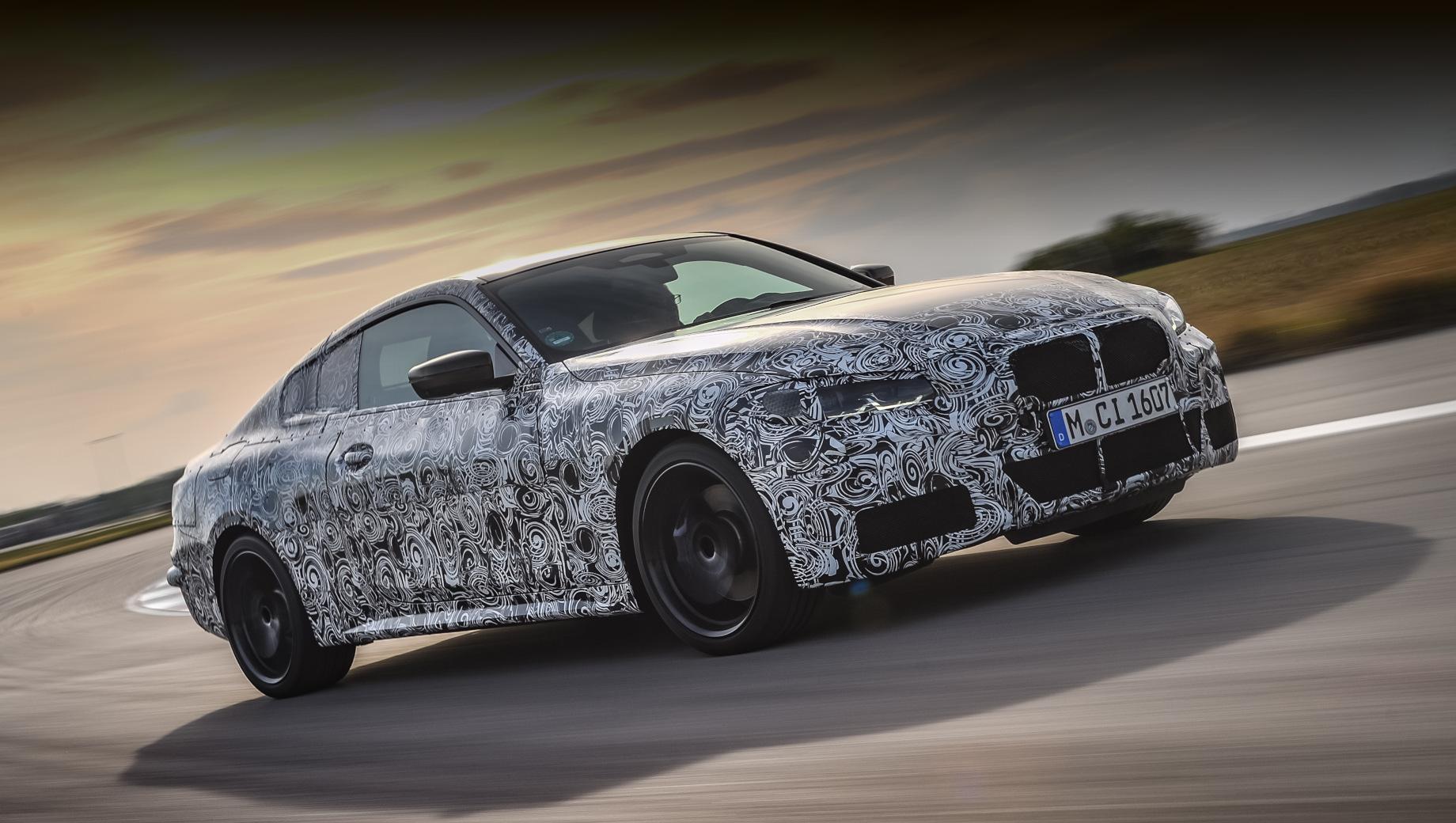 Четвёртая серия порадует поклонников версией BMW M440i xDrive
