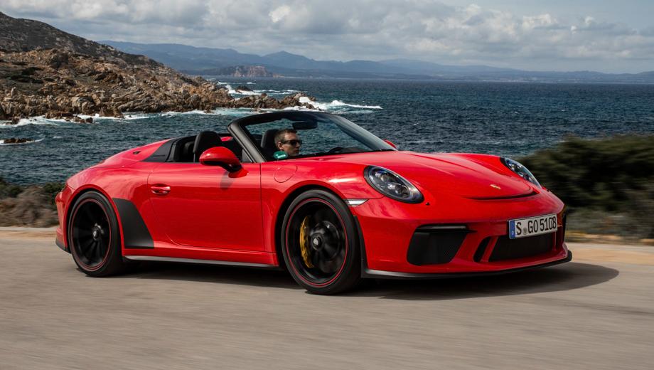 Porsche 911,Porsche 911 speedster. Заказать автомобиль можно уже сейчас. Старт мелкосерийного производства намечен на середину нынешнего года.
