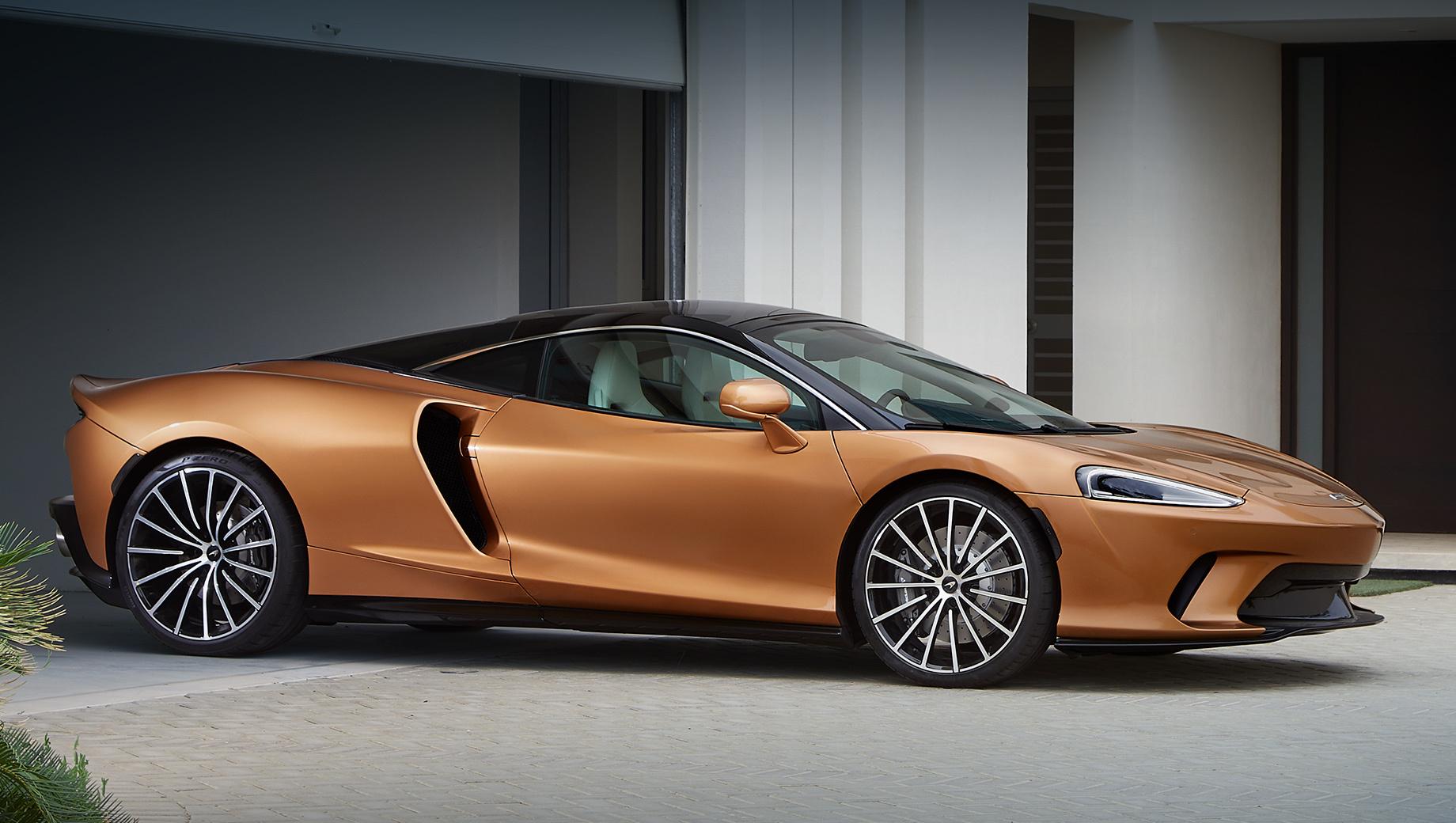 McLaren отзовёт 2763 суперкара из-за прокладки