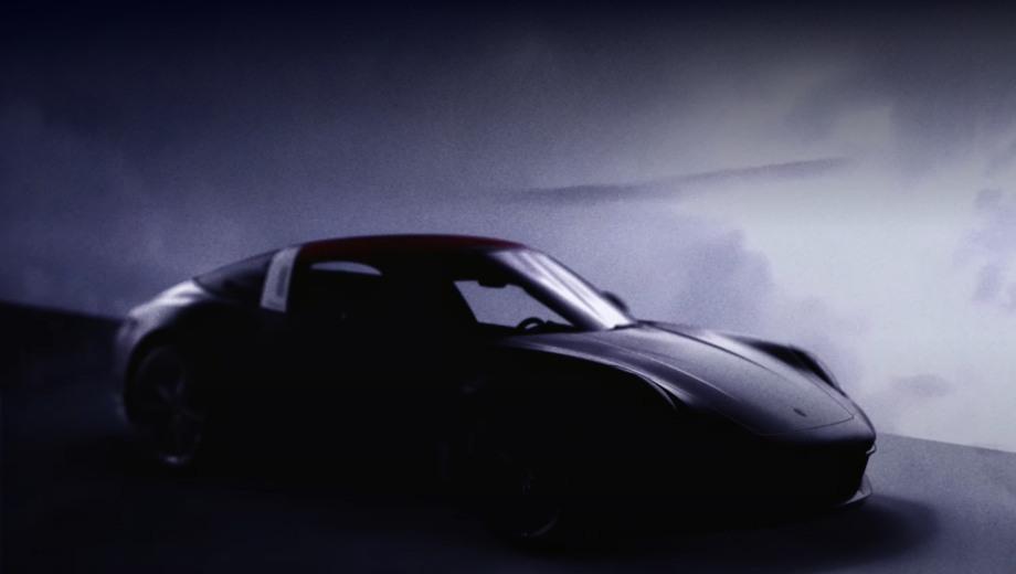 Модель Porsche 911 Targa дебютирует в Сети 18 мая