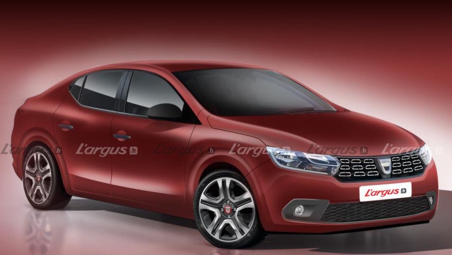 Модели Dacia Sandero и Logan станут гибридами