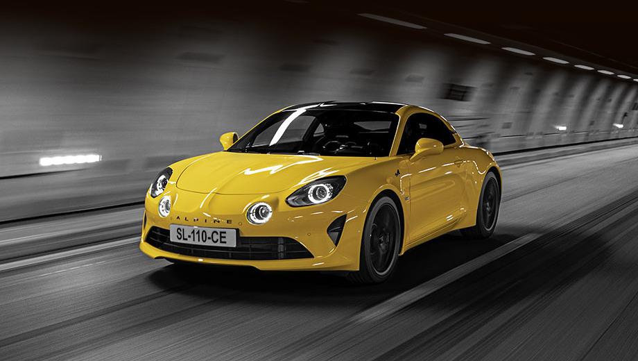 Марка Alpine оказалась под угрозой из-за сокращения расходов Renault