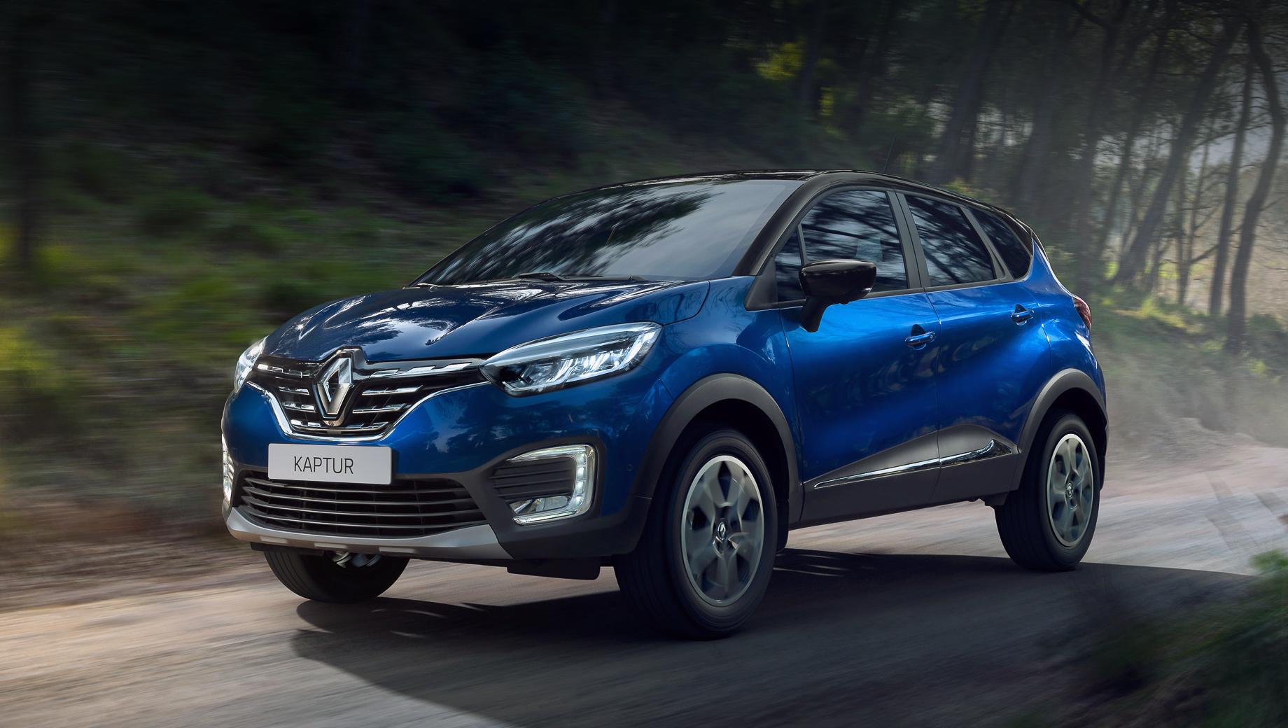 «Второй» Renault Kaptur поступит в продажу летом