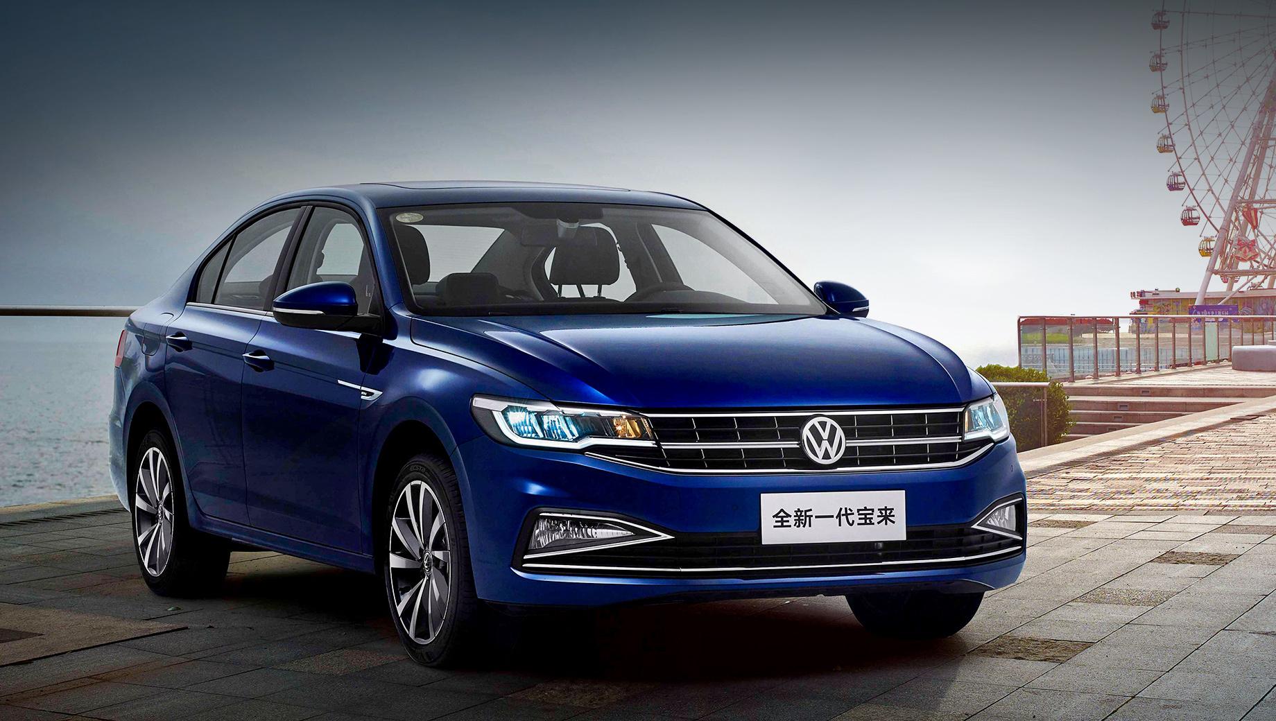 Volkswagen Bora променяет атмосферник 1.5 на турбомотор 1.2