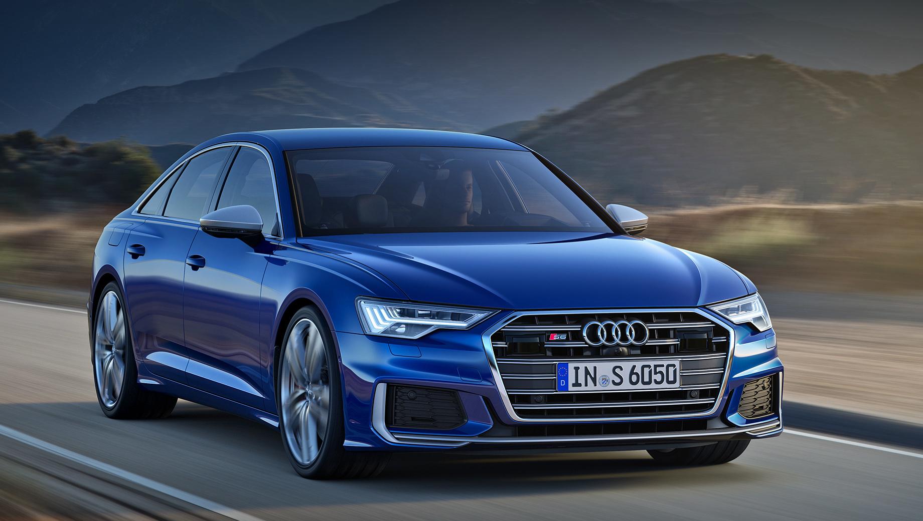 Audi S6 и S7 Sportback предъявили рублёвые ценники