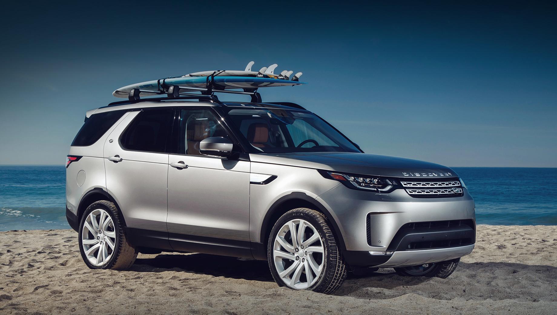 Land Rover Discovery получит больше гибридных версий