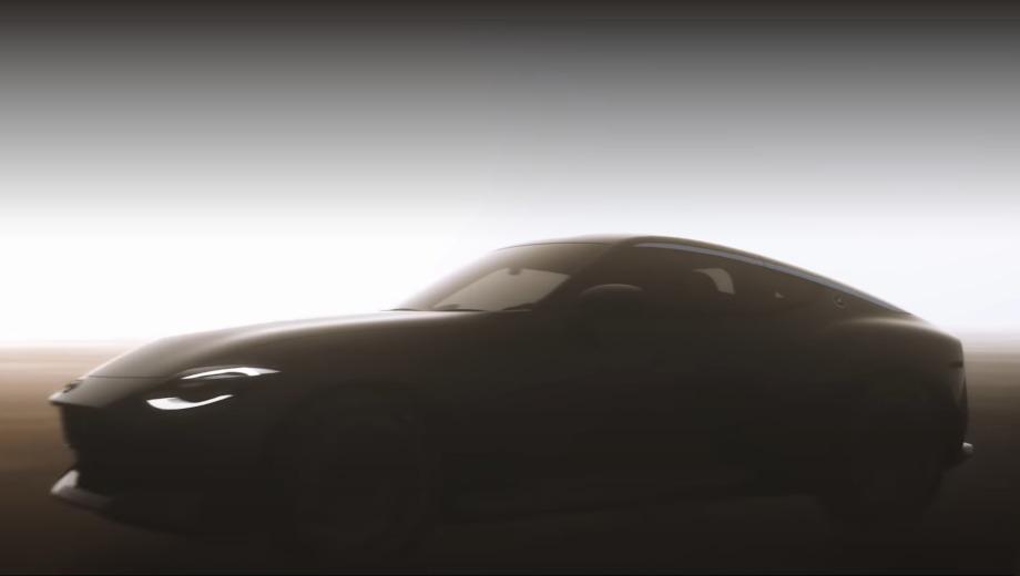 Следующий Nissan Z неожиданно промелькнул в ролике-тизере