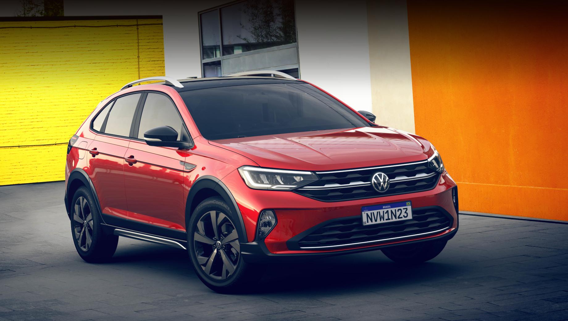 Volkswagen Nivus оказался напичкан передовой электроникой