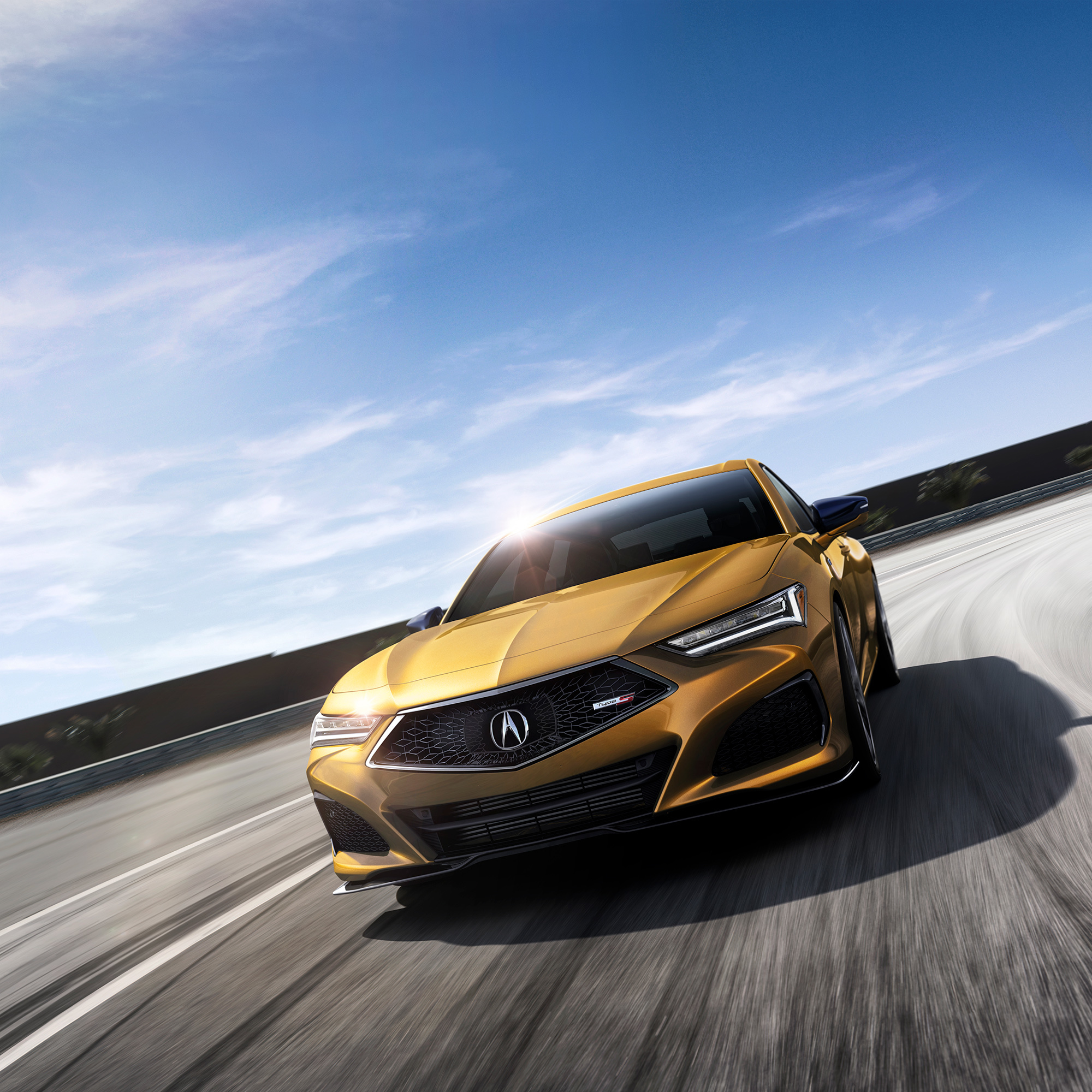 Acura TLX станет самым спортивным седаном бренда