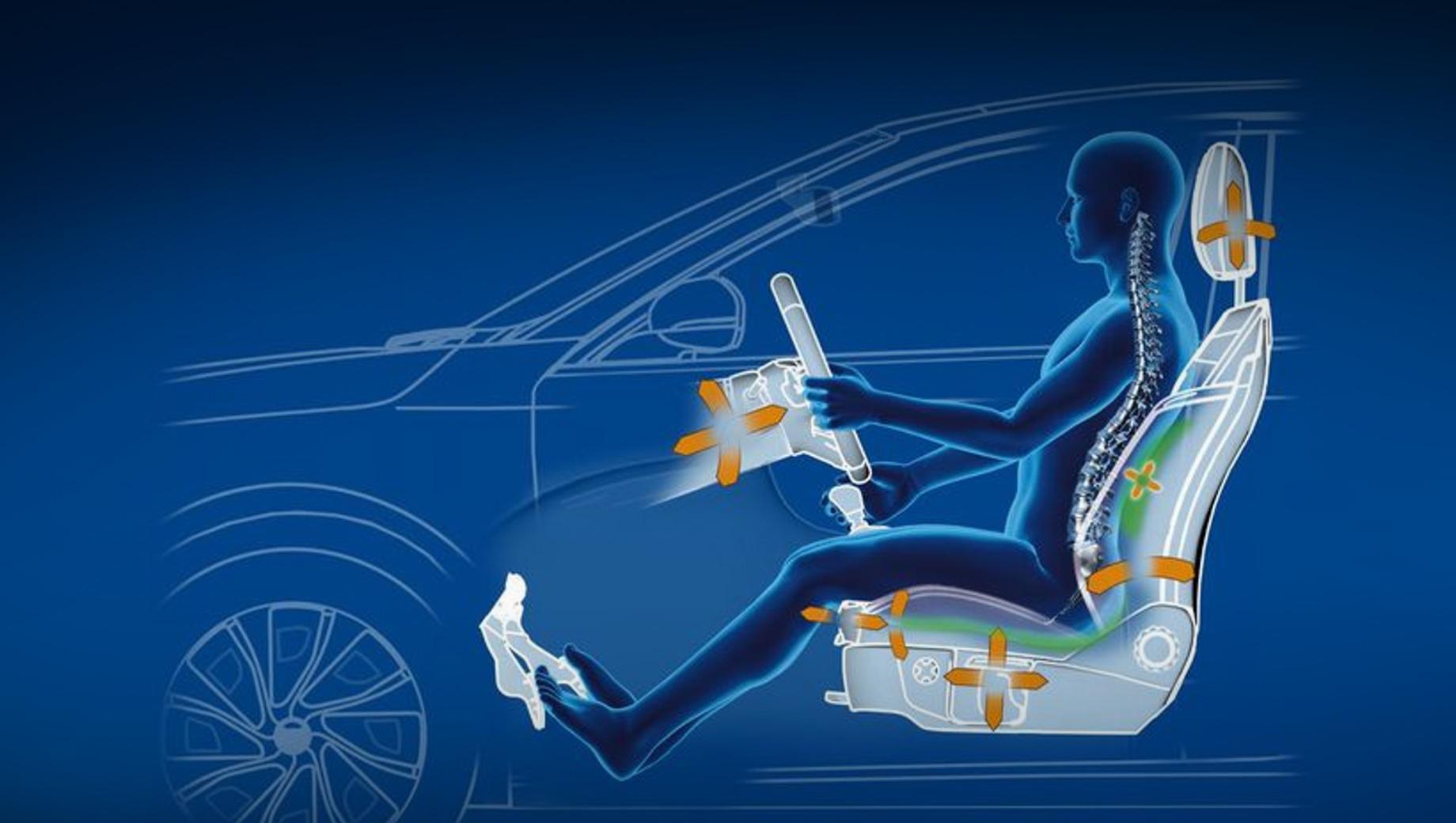 Техника: Детально разбираемся в автомобильных сиденьях