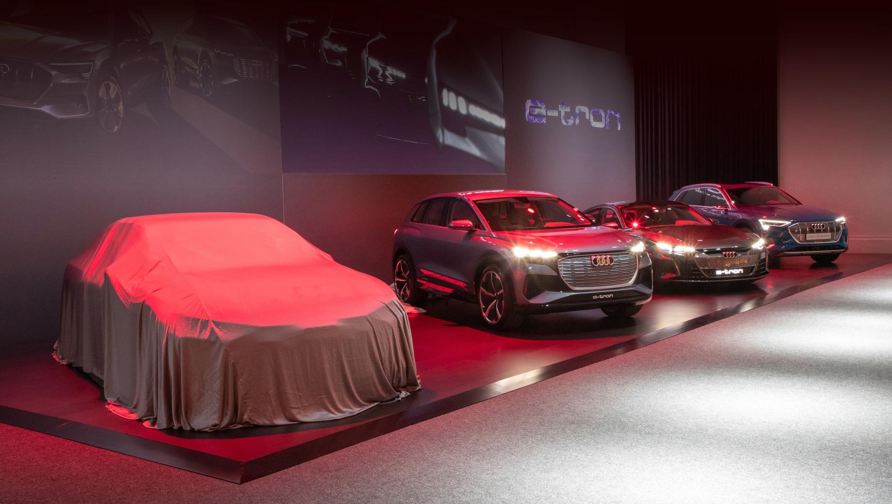 Отделение Audi Artemis разработает перспективный электромобиль