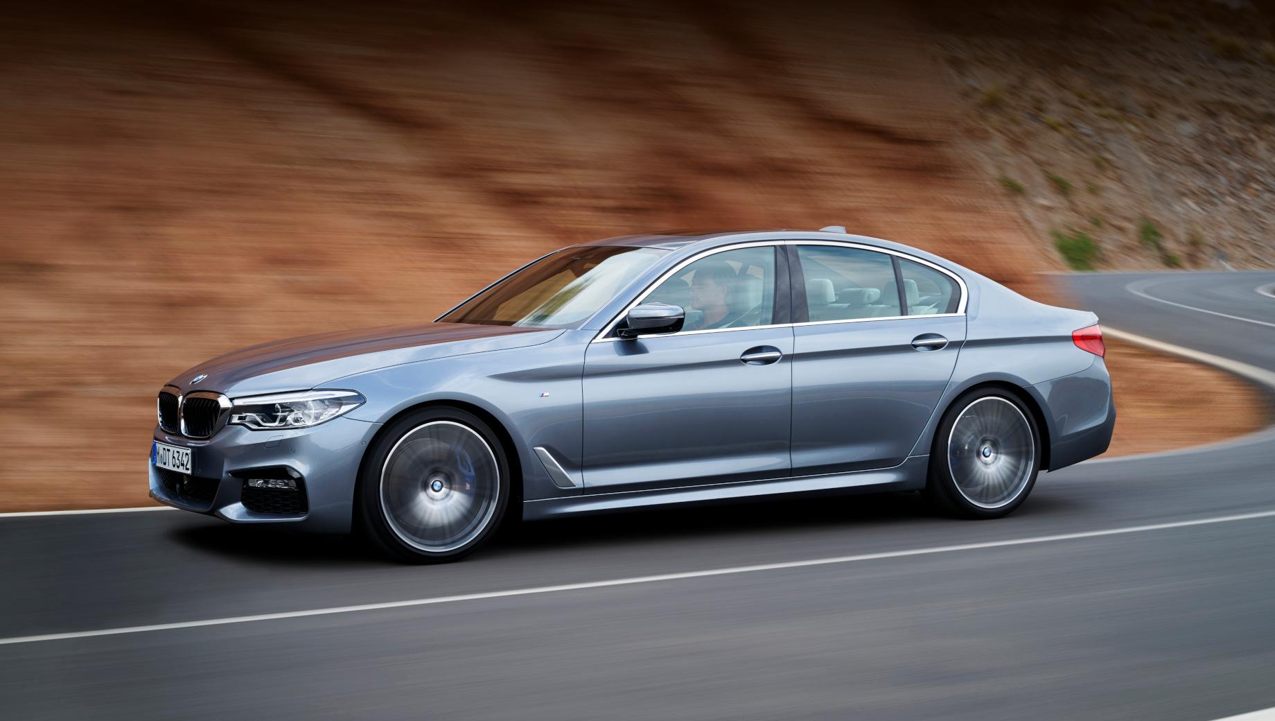 На BMW пятой и седьмой серий будут заменены эйрбэги