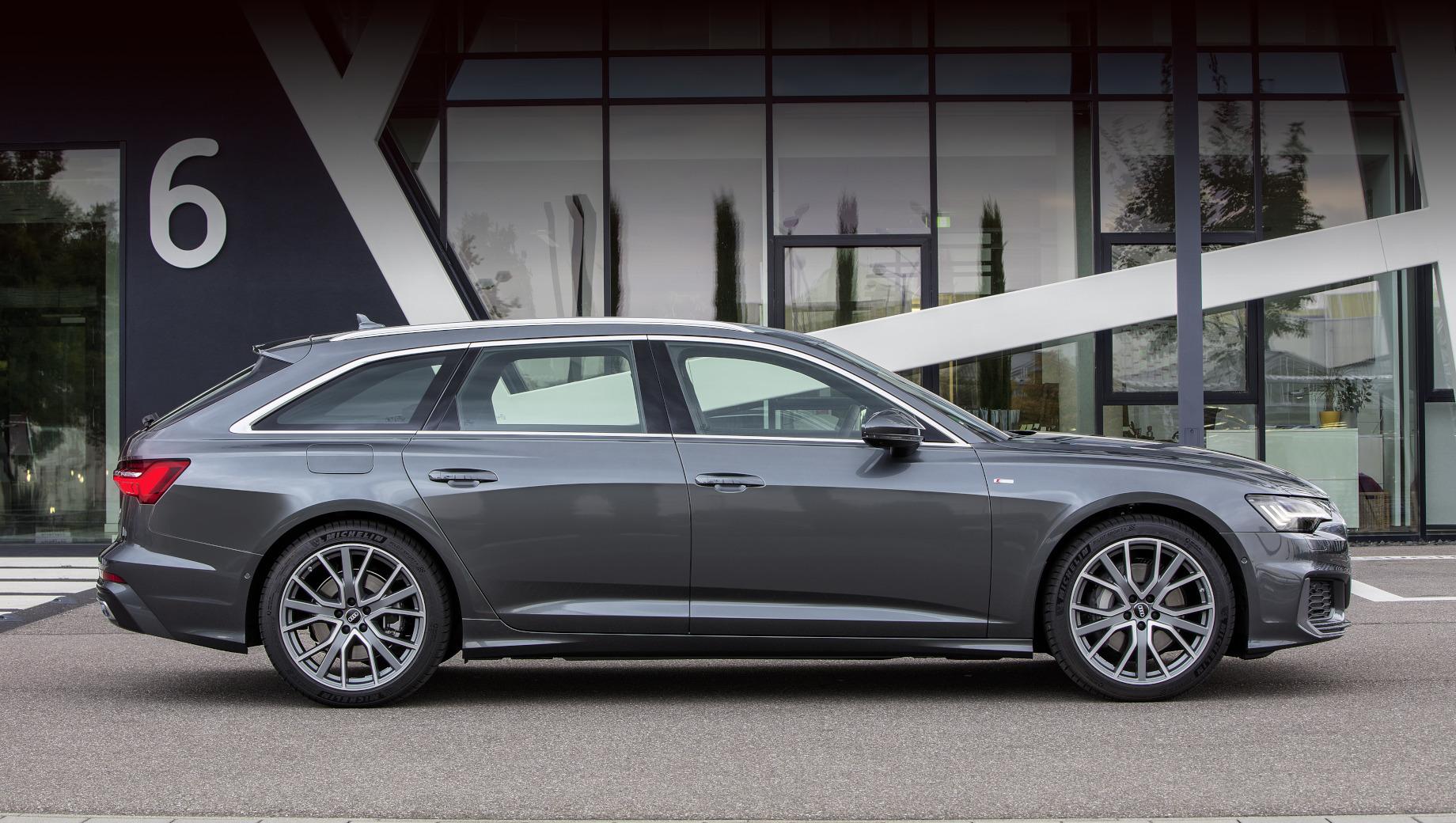 Audi A6 Avant принёс новый мотор седану с лифтбеком