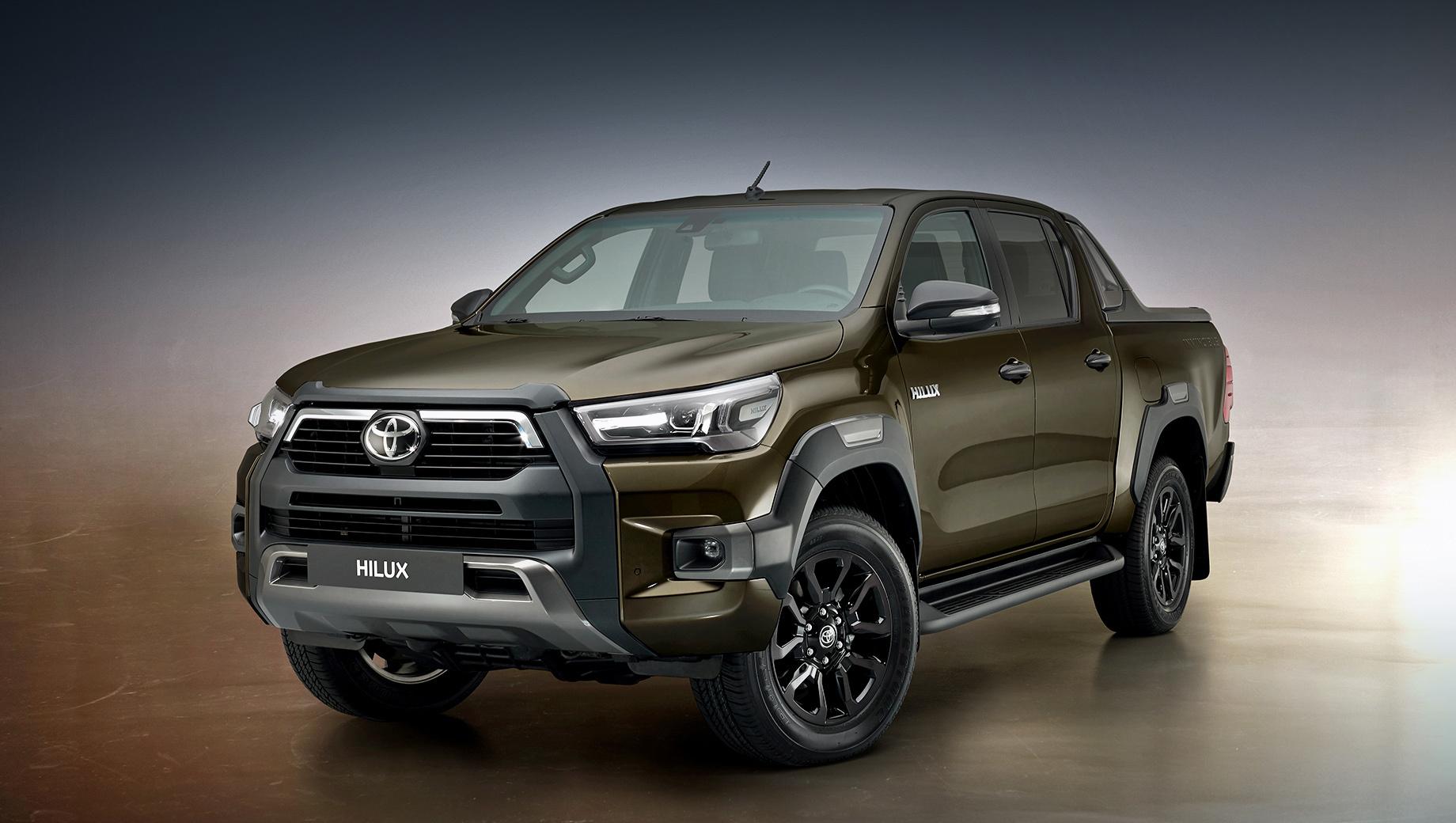 Пикап Toyota Hilux получил новый мощный турбодизель