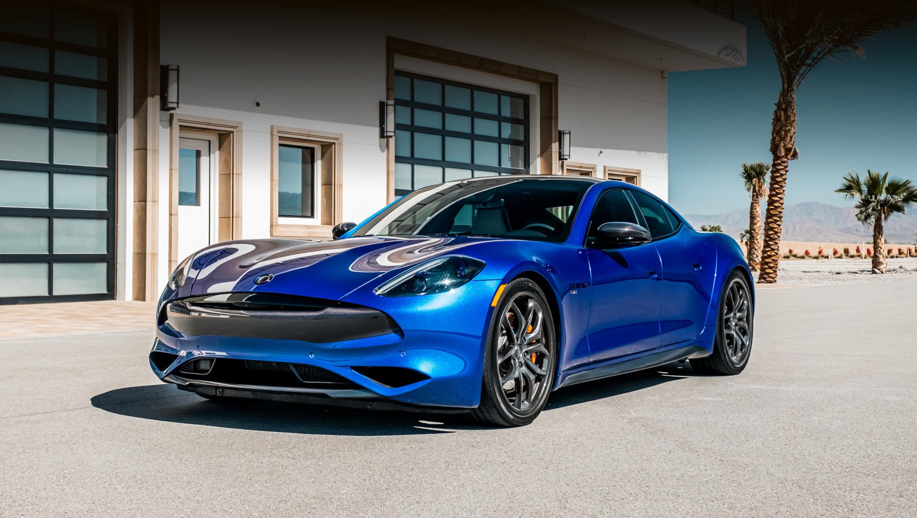 Пакет Sports превратил Карму Revero GT в топовый GTS