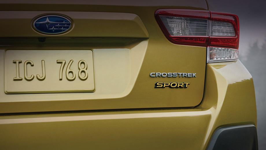 Subaru Crosstrek получит мощный мотор от Форестера