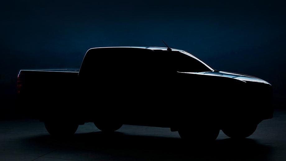 Новый пикап Mazda BT-50 повторит Isuzu D-Max