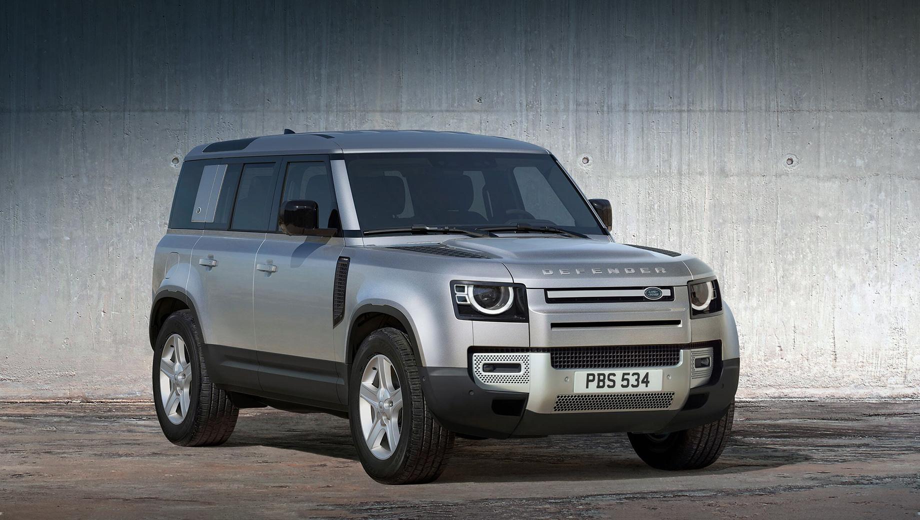 Land Rover Defender начал собирать заказы в нашей стране