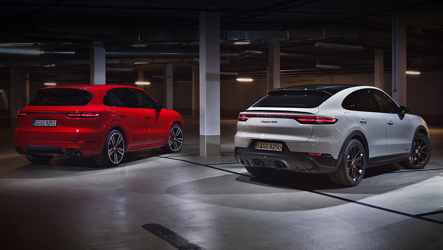 Дополнено: Porsche Cayenne GTS получил битурбомотор V8 от Панамеры