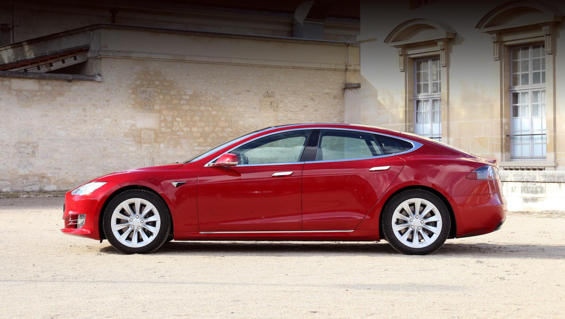 Tesla Model S ещё раз повысила паспортный запас хода