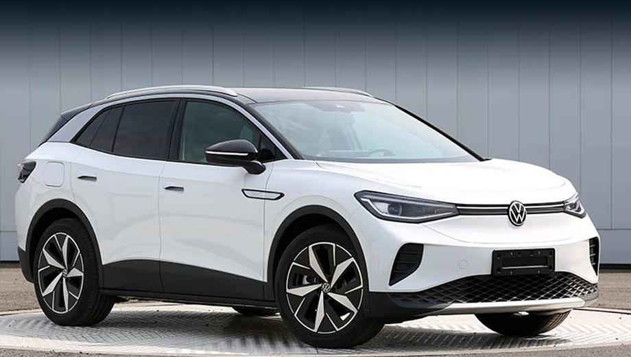 Volkswagen id 4. Модель ID.4 для Китая будет выпускать СП FAW-Volkswagen, а производство для Европы будет запущено на заводе Фольксвагена в немецком Цвиккау.