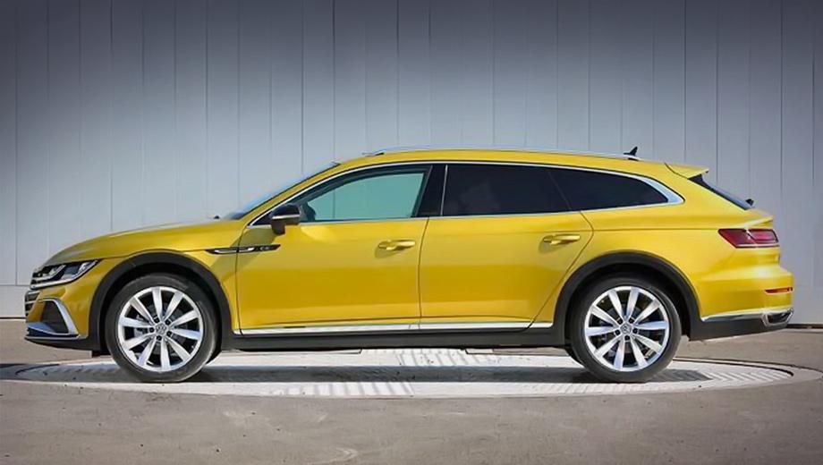 Volkswagen arteon. Для универсала Volkswagen CC (китайская версия модели Arteon Shooting Brake), судя по сертификационным данным, заявлен один силовой агрегат — четырёхцилиндровый турбомотор 2.0 TSI и семиступенчатый преселектив DSG. Отдача двигателя — 186 л.с. и 320 Н•м.