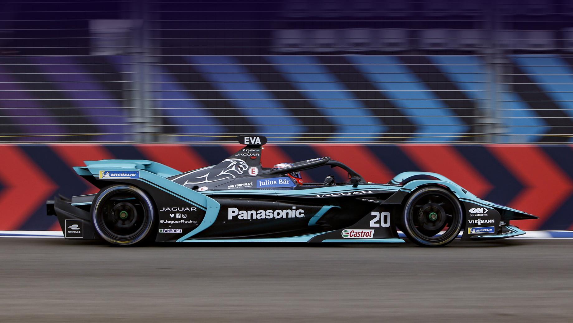 Jaguar создал гоночную систему оптимизации расхода энергии
