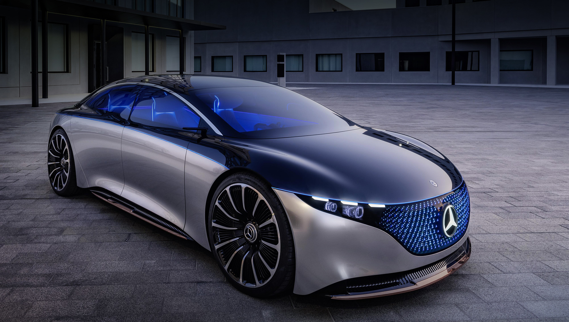 Mercedes-Benz и Nvidia пообещали революционный автопилот