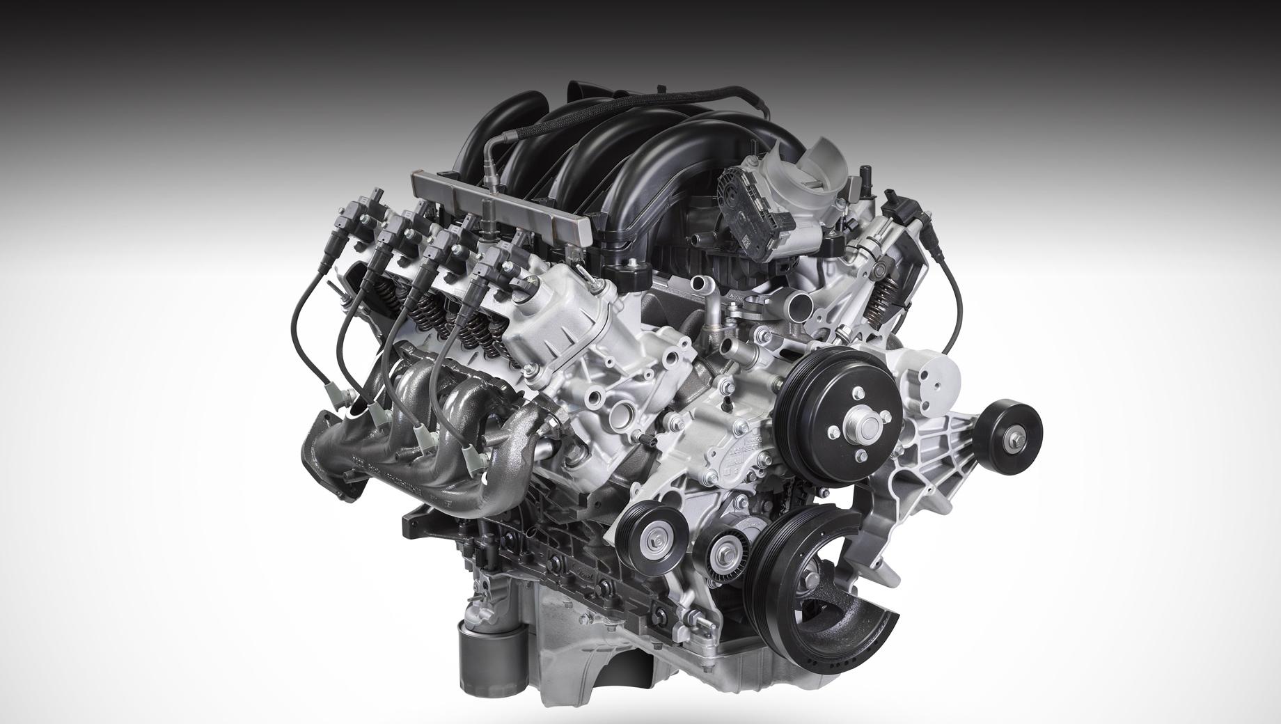 Гигант Ford V8 7.3 Godzilla стал «коробочным» мотором