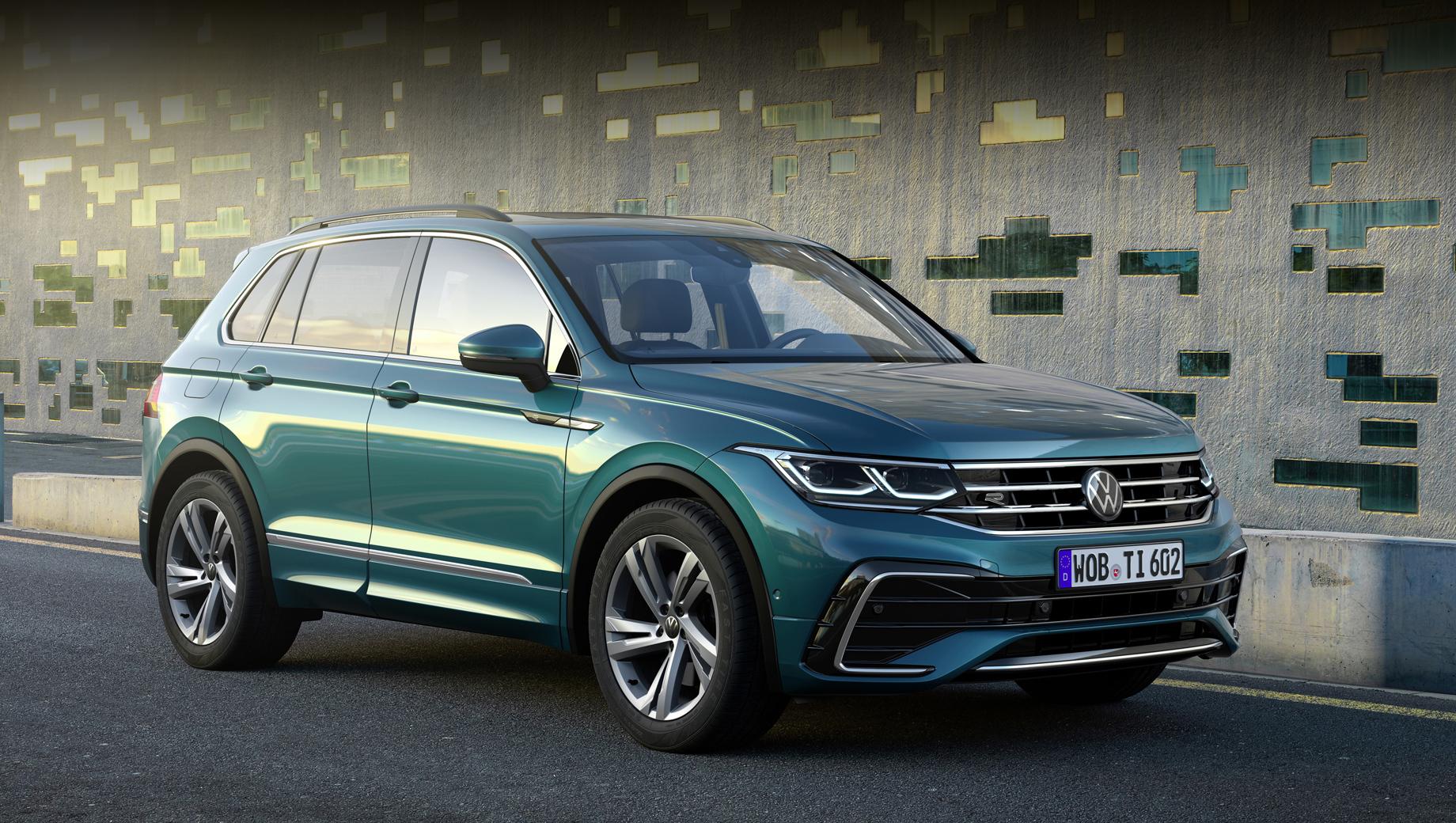 Volkswagen tiguan,Volkswagen tiguan r,Volkswagen tiguan ehybrid. Производитель говорит, что Tiguan является одним из самых популярных кроссоверов в мире и самым покупаемым автомобилем концерна Volkswagen. В 2019 году его продажи составили около 911 000 штук.