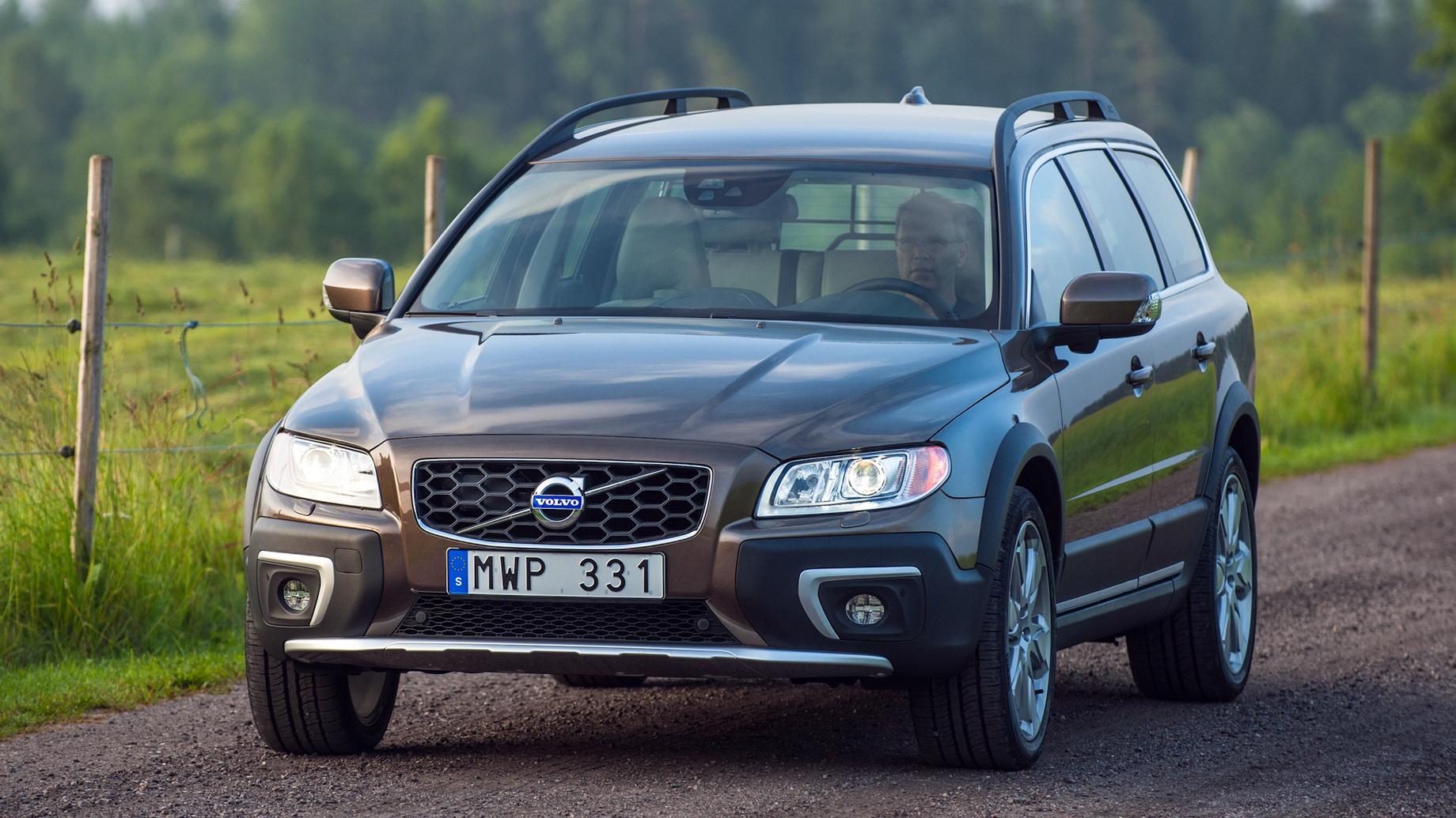 Дополнено: Volvo отзовёт два миллиона машин из-за троса